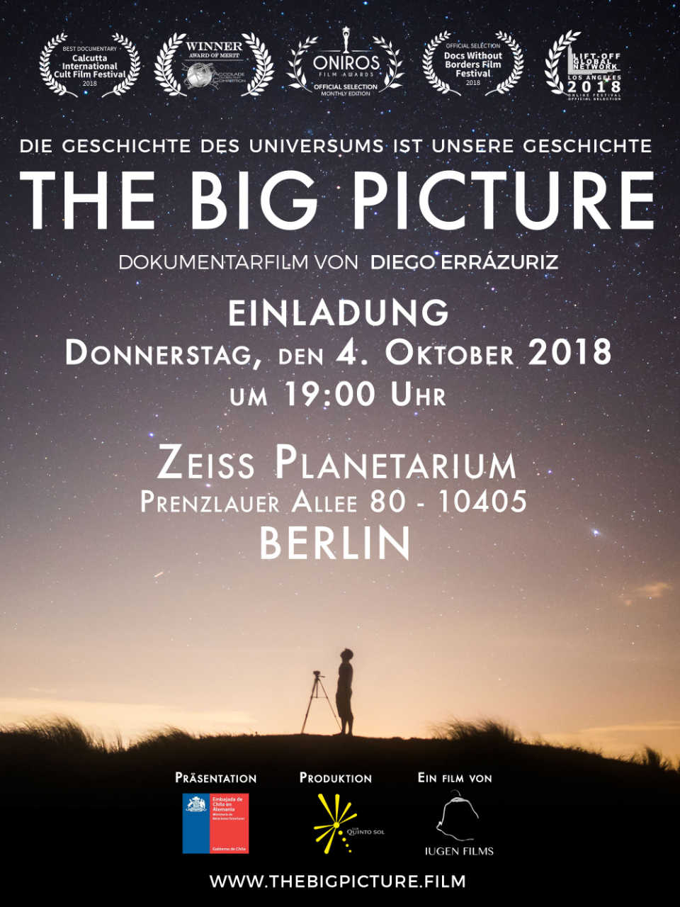THE BIG PICTURE Flyer